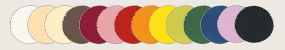 Pohár alátét Air Laid textilhatású átmérő 12 cm