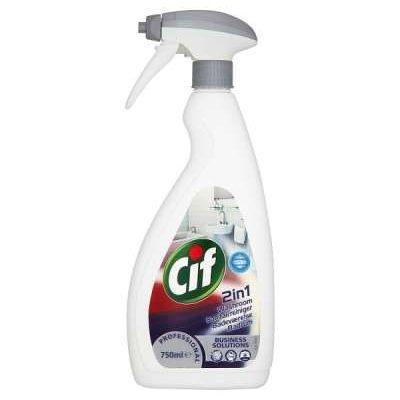Cif fürdőszoba tisztító szórófejes 750 ml
