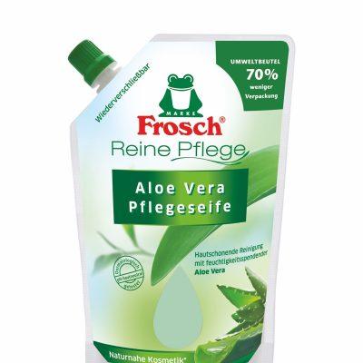 Frosch folyékony szappan 500ml utántöltő aloe vera
