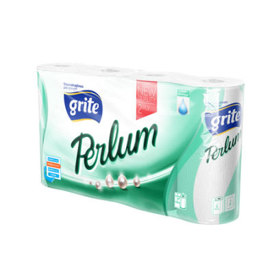 Grite Perlum 2 rétegű papírtörlő 4 tekercses