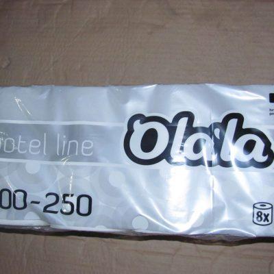 Olala Hotel Line 8 tekercses 2 rétegű toalettpapír