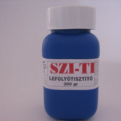 Szi-Ti lefolyótisztító granulátum 300 g