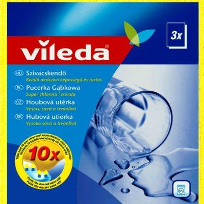 Vileda Style szivacskendő 3 db-os