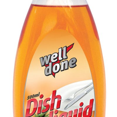 Well done Fresh Fruit mosogató 500 ml