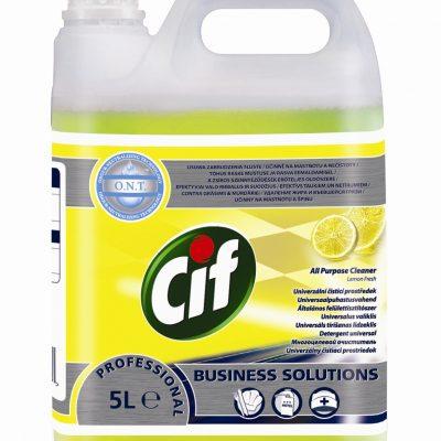 Cif All Purpose Cleaner Lemon 5 literes
