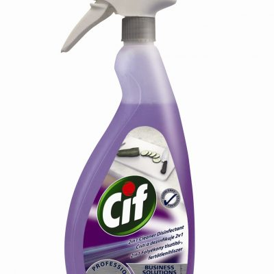 Cif Prof. 2in1 Cleaner Disinfectant 750 ml