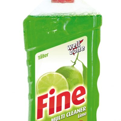Well Done Fine Multi cleaner 1 literes