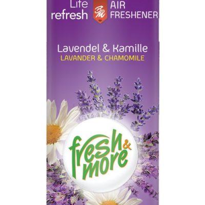 Fresh & More légfrissítő 300ml Levendula és Kamilla