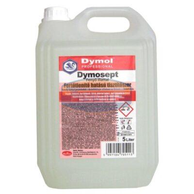 Dymosept fertőtlenítő tisztítószer 5 literes fenyő