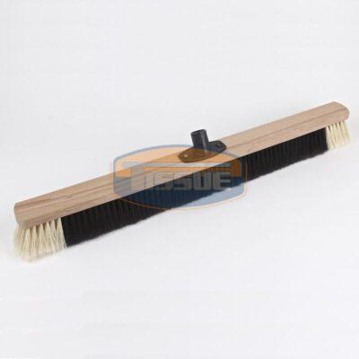 Terempartvis 80 cm (fa test, műanyag szál, műanyag nyéltartó)